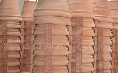 Garden Terracotta Pottery: discover the pros of this ancient product