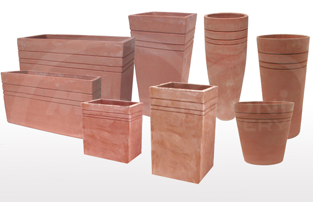 Marrangoni Pottery Linear Collection