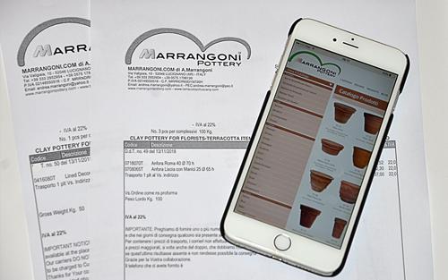 Fatturazione elettronica marrangoni pottery for Codice univoco per fatturazione elettronica